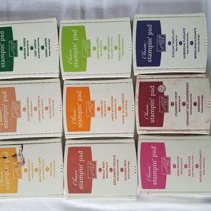 Stampin' UP! stamp set lot for cards, crafts etc